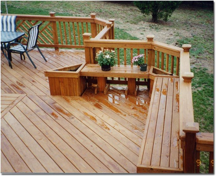 Deck franchising pressure treated lumber pressure for Pressure treated decking