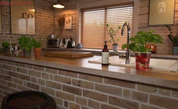 Skandynawska chata na Śląsku. Jak wykorzystać drewno i cegły do ozdobienia domu?