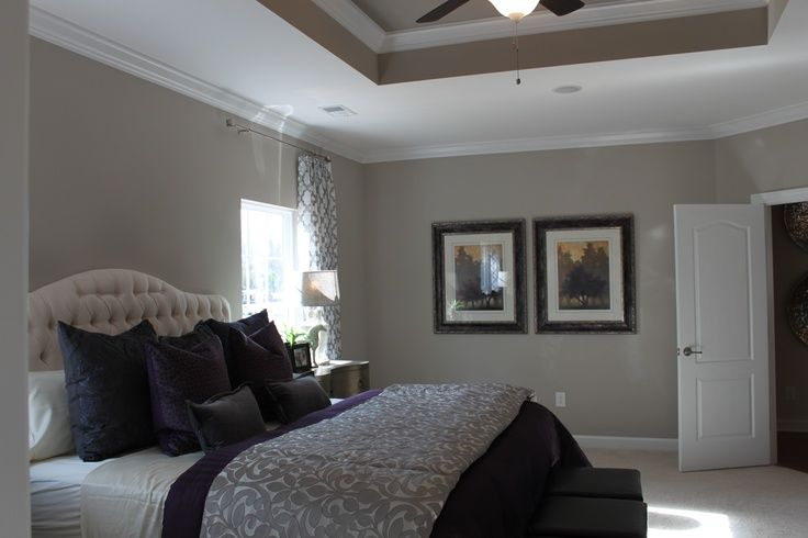 Master Bedroom With Trey Ceilings Master Bedroom Tray Ceiling Paint Pin By Becky Stanford On