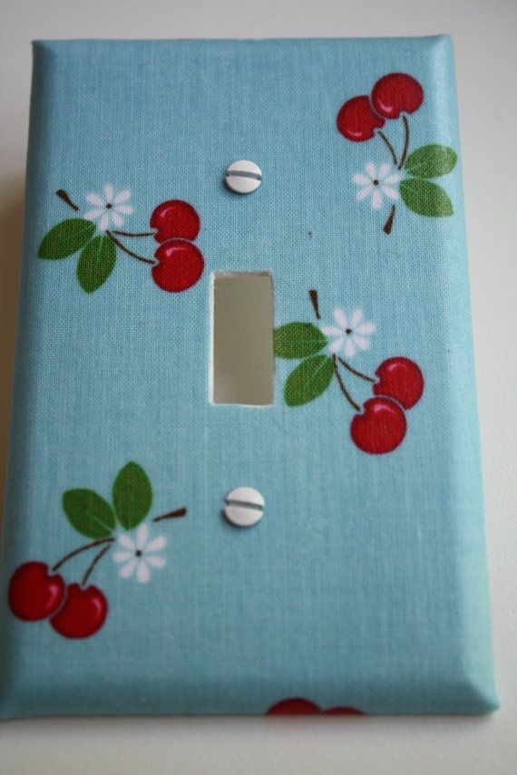 Decorative Light Switch Cover Decorative by themerryhomemaker,