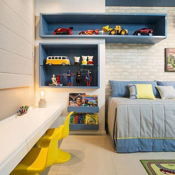 Ideas de Decoración para la Habitación de los Niños - Curso de Organizacion del hogar y Decoracion de Interiores