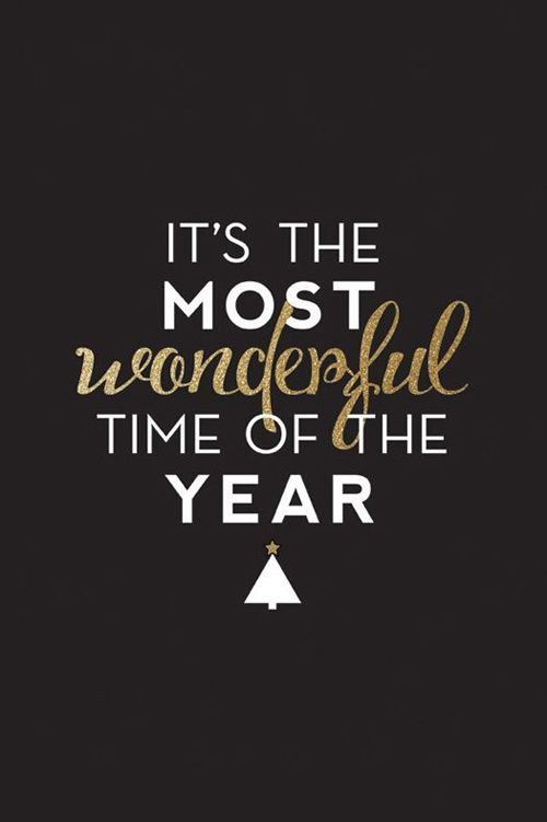 It's the most wonderful time of the year / Lauren Conrad