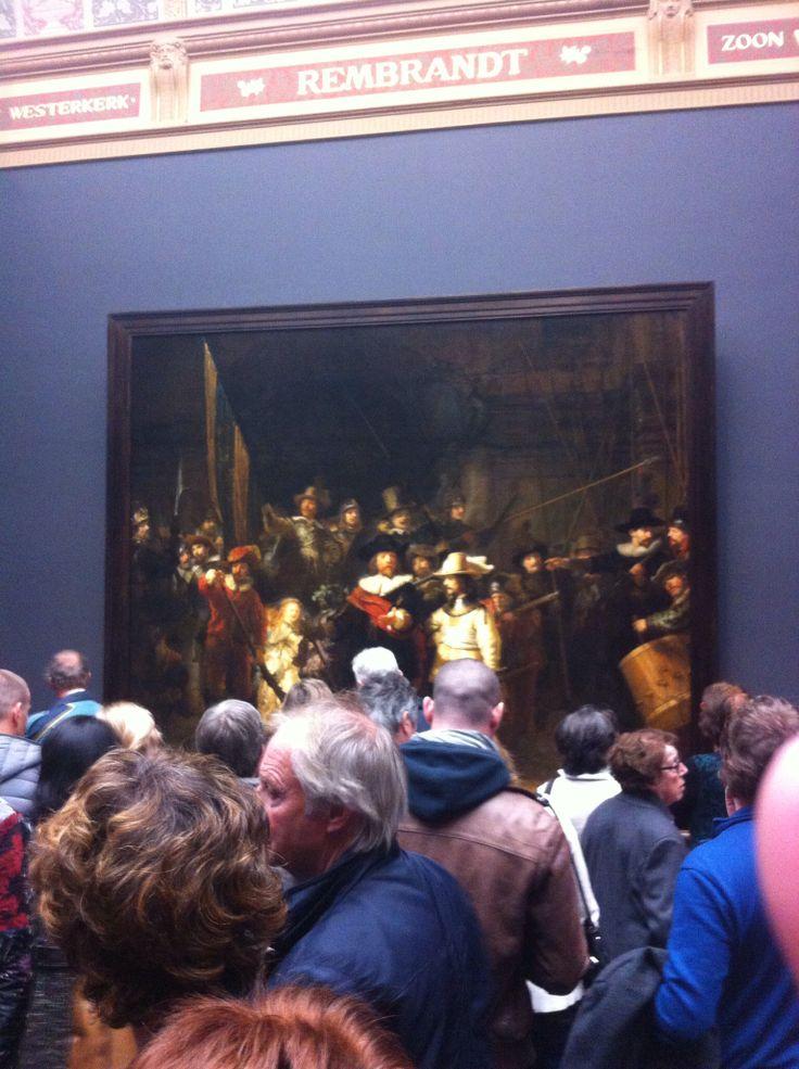 Rijksmuseum 22 november 2013