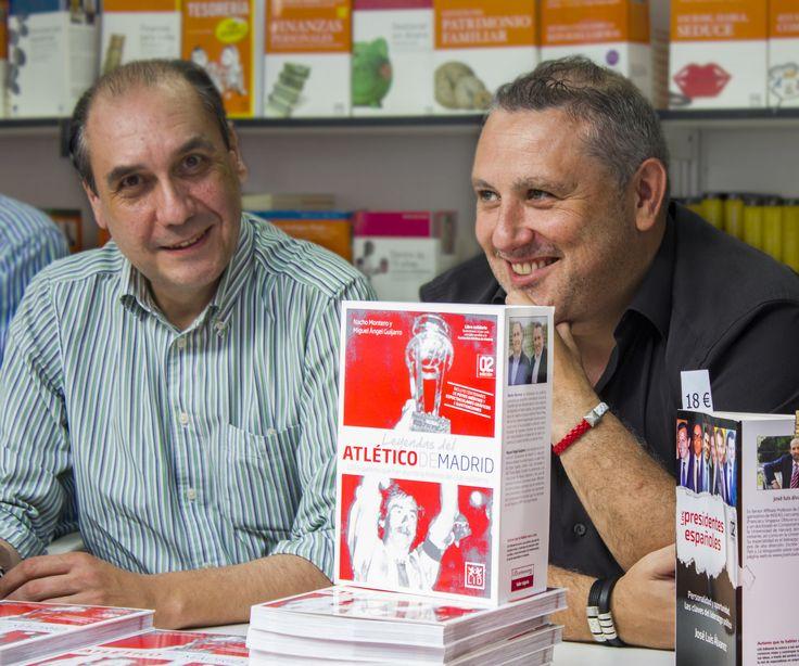 Autores de Leyendas del Atlético de Madrid