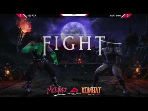 Fatal Fights 2017 Mortal Kombat XL Top 8