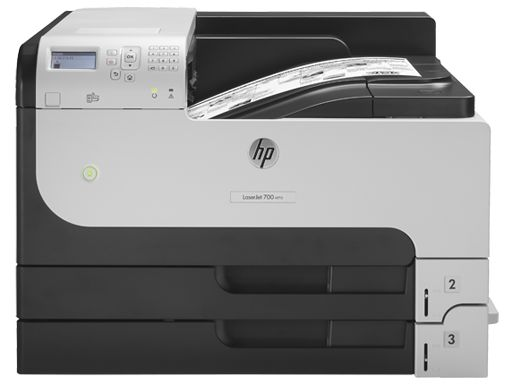 HP LaserJet Enterprise 700 M712dn Printer Buy HP cartridges for your HP LaserJet Enterprise 700 M712dn from HP Cartridge Shop with great confidence and with no quibble guarantee. When you buy printer cartridges which fit in your HP Printer HP LaserJet Enterprise 700 M712dn, you are promised to get;