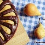 Chocolade-perencake