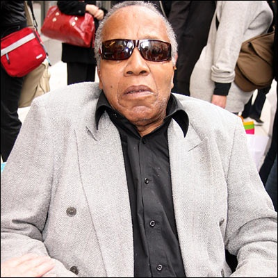 """The real Frank Lucas.   He was played by Denzel Washington in the biolgraphical movie """"American Gangster."""""""