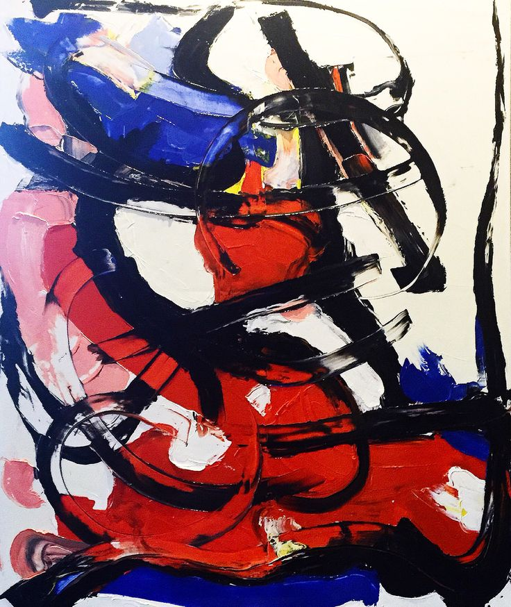 Oil on canvas (100cm by 120cm) by Mary Karssis.