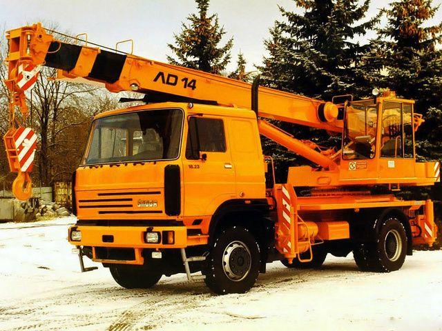 Škoda-LIAZ 300 18.23 AD14 '1988–94 (KRAN)