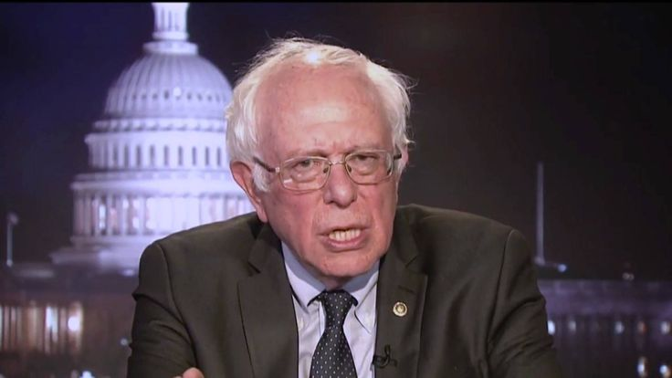 Bernie Sanders Slams Trump for Ignoring Climate Change, Income Inequality & Voter Suppression///