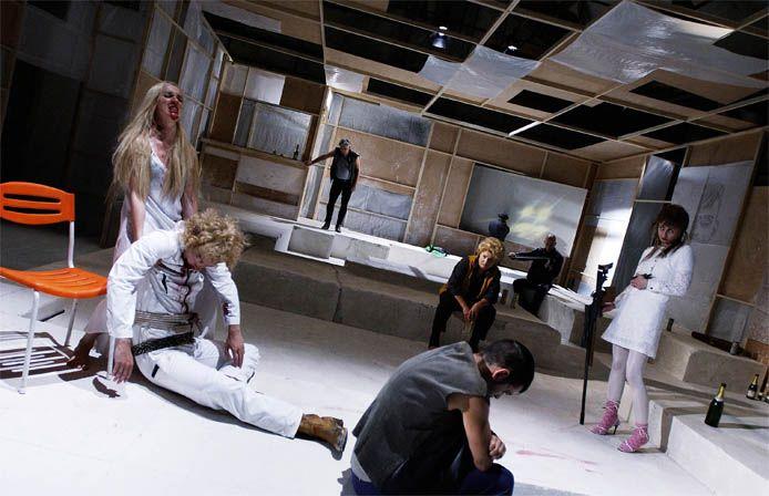 Die Nibelungen - Stadttheater Konstanz 2005