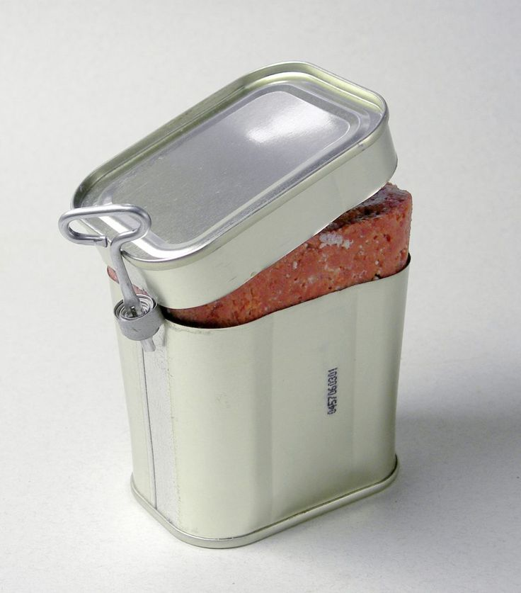 A Tin of Corned Beef
