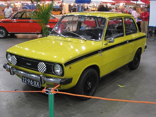 1973 - Daf 66