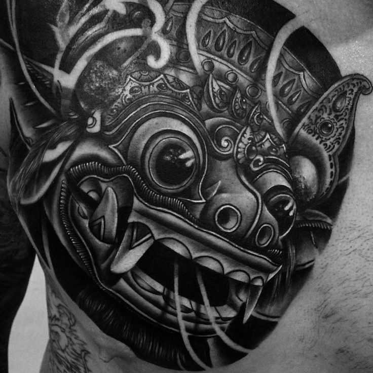 11 best barong tattoos images on pinterest time tattoos bali indonesia and tattoo. Black Bedroom Furniture Sets. Home Design Ideas