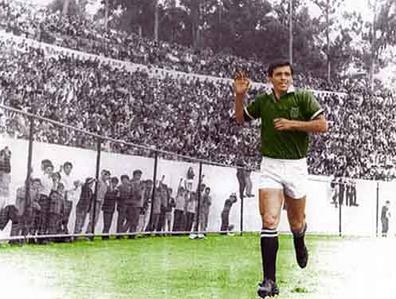 Elías Figueroa en Santiago Wanderers