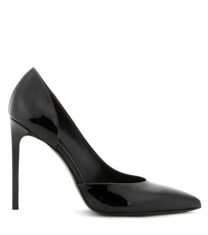 Saint Laurent - Paris patent-leather pumps - mytheresa.com GmbH
