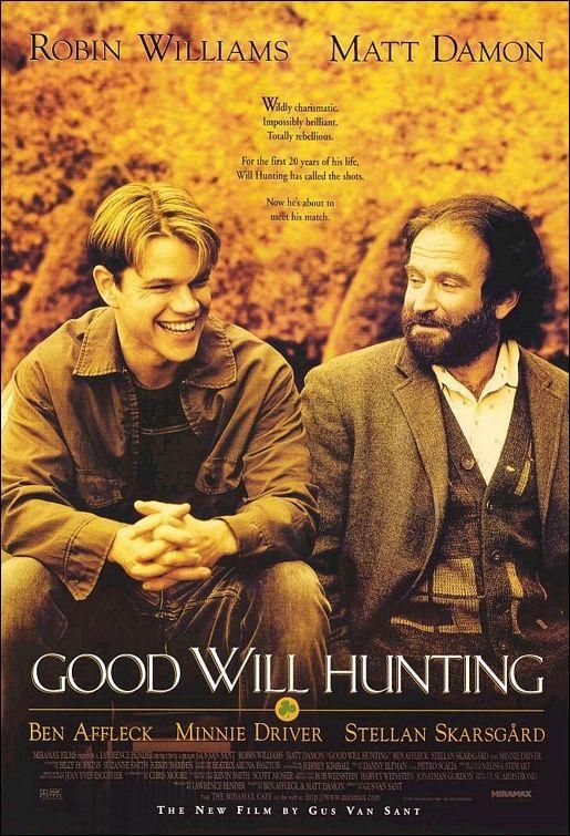 El indomable Will Hunting (1997) - FilmAffinity
