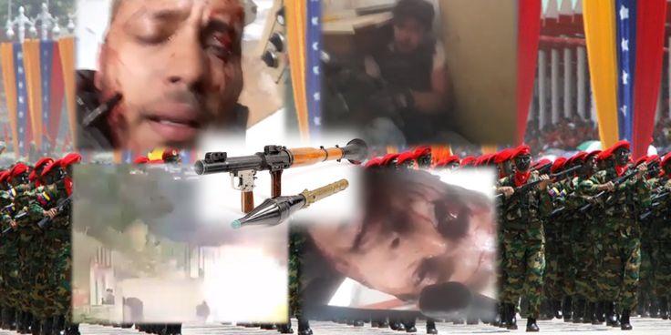 Indignación en la FANB por operativo contra Oscar Pérez, por Sebastiana Barráez -  Lo que pudo haber sido un operativo exitoso para los cuerpos de Inteligencia venezolanos, que demostrara la eficiencia de la Fuerza Armada Nacional Bolivariana y de los órganos venezolanos de Seguridad Ciudadana, en la captura del piloto Oscar Alberto Pérez y el grupo de rebeldes que lo a... - https://notiespartano.com/2018/01/17/indignacion-la-fanb-operativo-oscar-perez-sebastiana-barraez