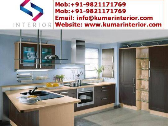 Interior Designer In Kandivali Mumbai Modular Kitchen And Furniture Design