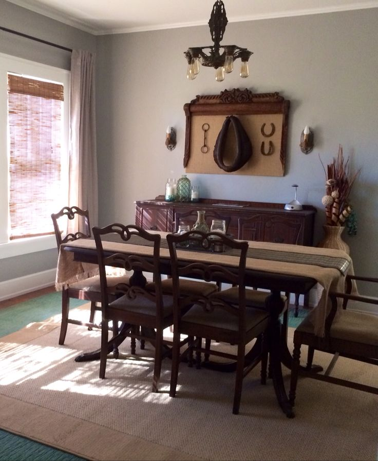 Farmhouse Remodel Dining Room After Farmhouse Remodel Pinterest