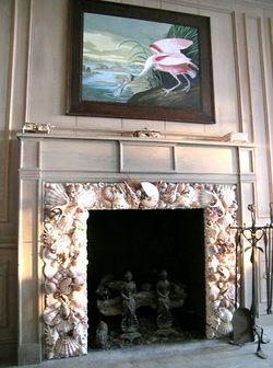 Boca Grande, Florida. One of Mary Ann VanLokern's fireplaces ;-)