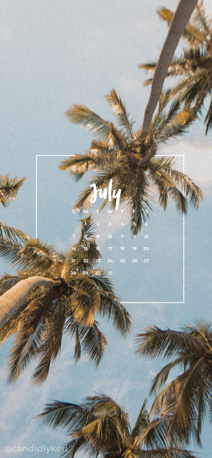 Mobile Wallpapers — Candidly Keri