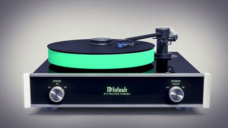 Turntable McIntosh Mt5 Idlero