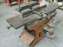 Combinata in legno e ghisa Italia Pialla filo, sega circolare, cavatrice punta Combinata 3 lavorazioni