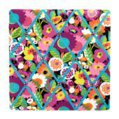 """Vera Bradley Square Ribbon Board in Va Va Bloom SKU #12480127    18"""" x 18"""" x ½"""""""