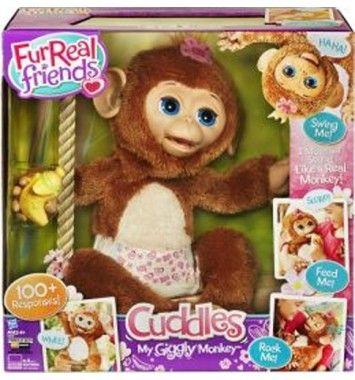 Fur Real Friends Coco min Fnissiga Apa
