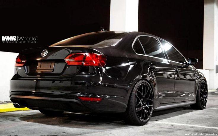 VMR Wheels VW Jetta Black V710 19 Custom-Powdercoat 2025