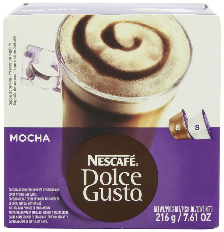 Nescafe Dolce Gusto for Nescafe Dolce Gusto Brewers * To view further for this item, visit the image link.
