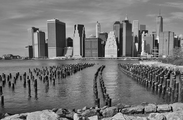 Waterway to Manhattan? by Pyry Luminen on 500px