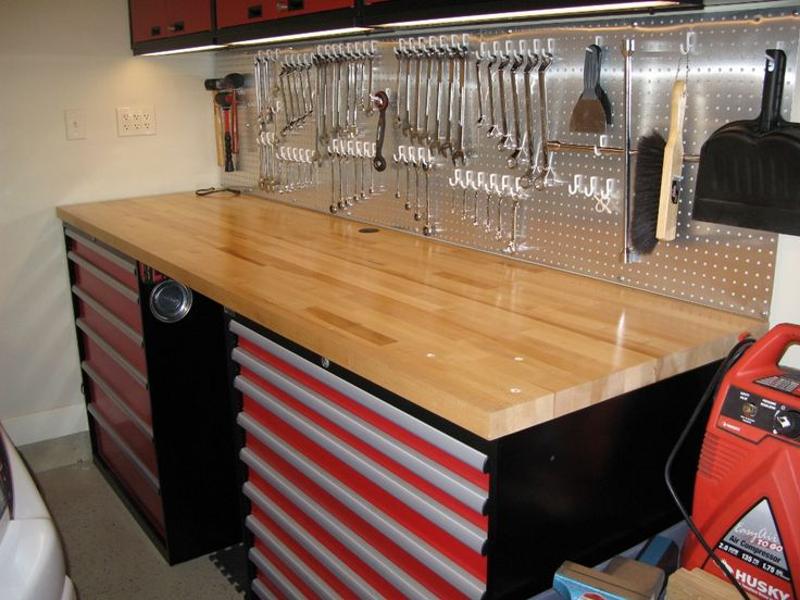 Tool Benches Garage : Lets see your workbench page the garage journal