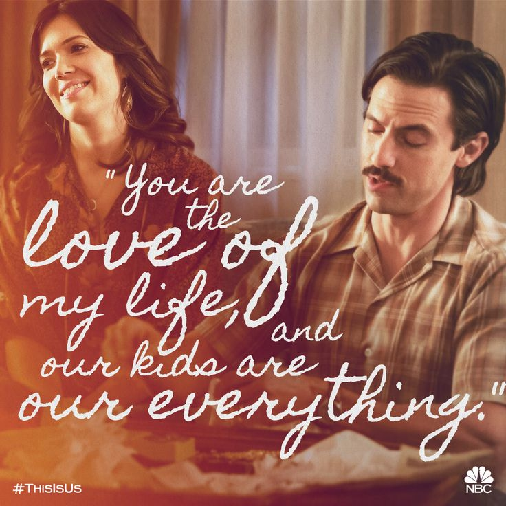 But no more kids allowed. #ThisIsUs