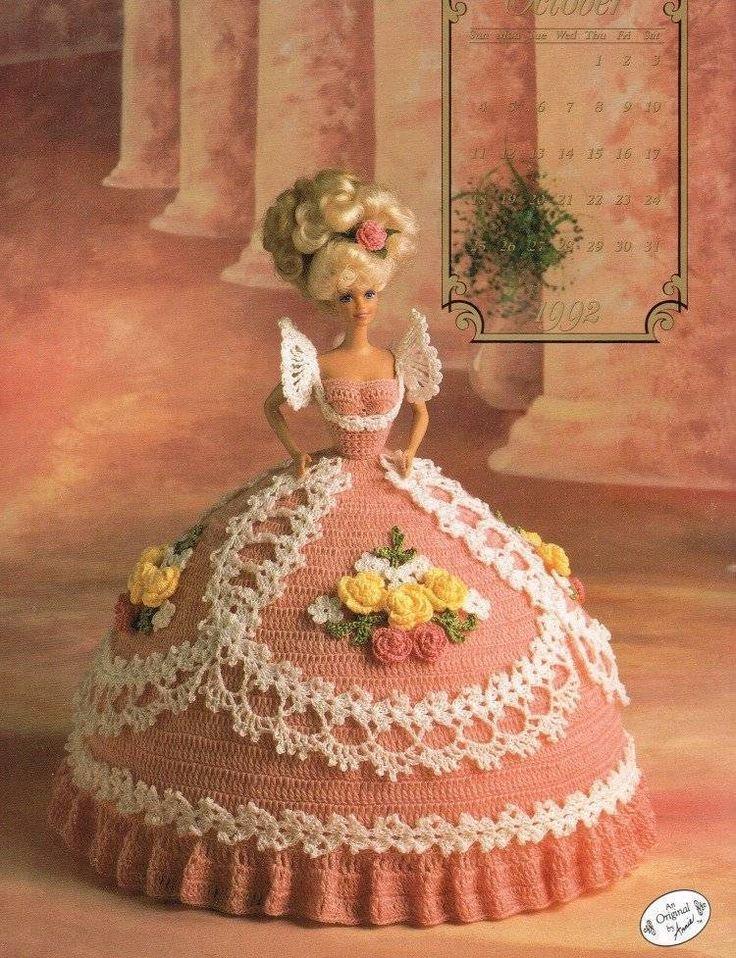 Mejores 142 imágenes de Fashion Doll Crochet Patterns en Pinterest ...