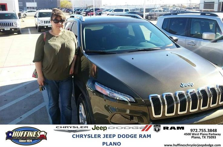 https://flic.kr/p/QkbLZ2 | Happy Anniversary to Jessica on your #Jeep #Cherokee from Alan Reiff at Huffines Chrysler Jeep Dodge RAM Plano | deliverymaxx.com/DealerReviews.aspx?DealerCode=PMMM