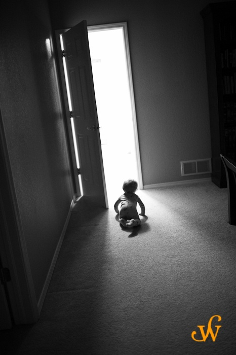 Sarah Wilkerson inspires me with her use of light.