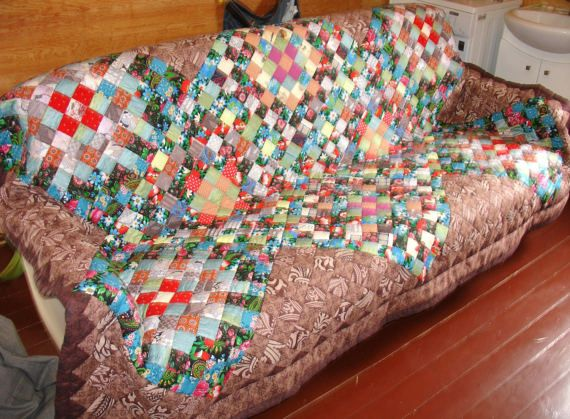 Patchwork King Quilt  Quilts  Handmade King by KingSizeQuiltsQueen