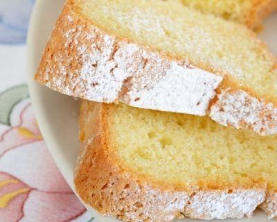 Gâteau moelleux de mamie
