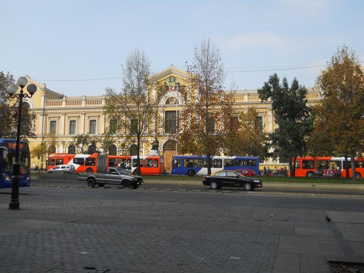 * Universidad de Chile, Santiago