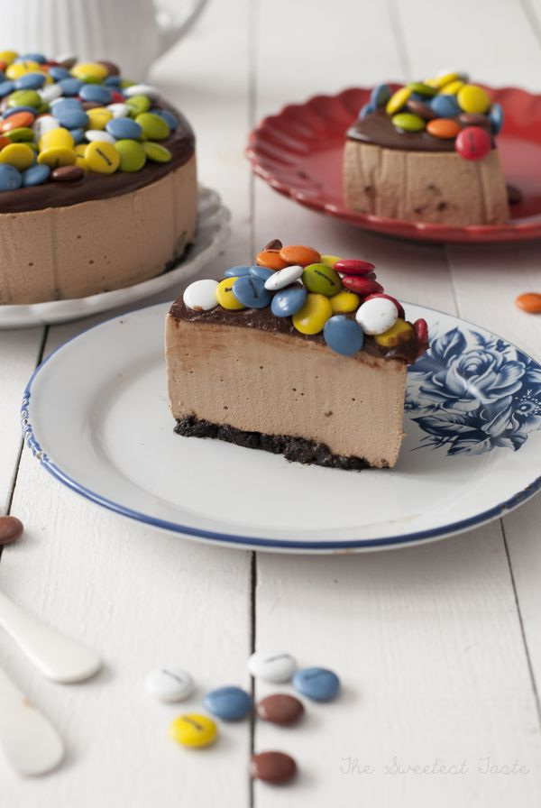 The Sweetest Taste: Cheesecake de nutella