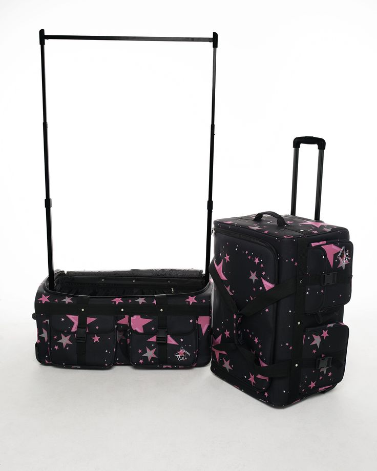 Dance Bag With Garment Rack Mesmerizing 71 Best Rac N Roll Products Images On Pinterest  Beauty Products Decorating Design