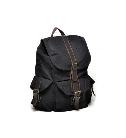 Tas Ransel Laptop Bonjour Adrien Hitam from AnyBagz - Rp 210.000. Gaya vintage, cocok dipakai untuk pria maupun wanita. Cek: http://www.anybagz.com/index.php?route=product/product&path=11&product_id=38