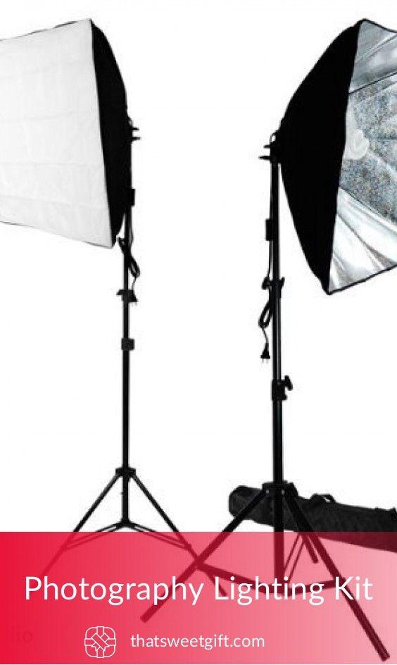 Photography Lighting Kit #thatsweetgift
