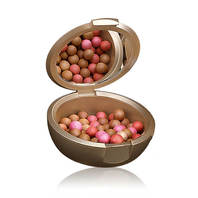 Fun and Beauty: Giordani Gold Bronzing Pearls