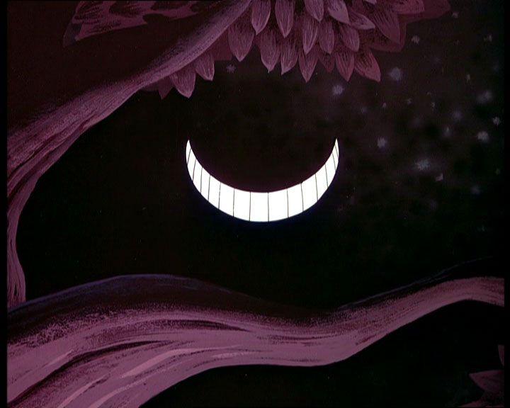 Cheshire cat smile :)