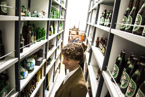 Heineken's Global Head of Design Mark van Iterson