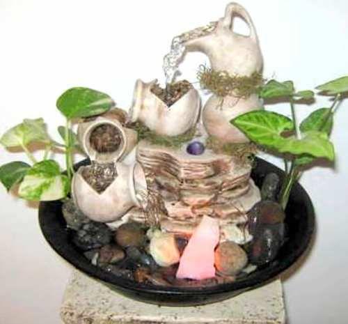 17 best images about fuentes on pinterest feng shui - Fuente de agua feng shui ...